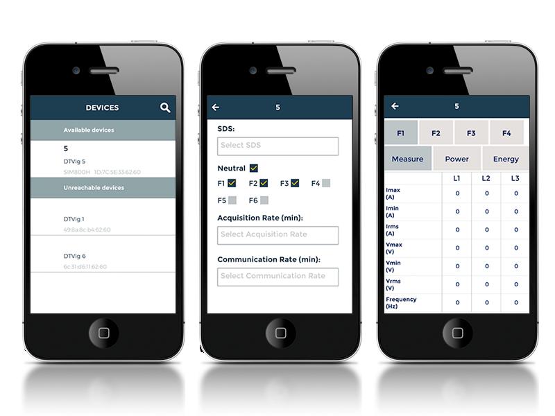 Mobile Anwendung